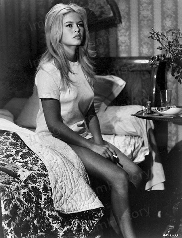 8x10 Print Brigitte Bardot Very Private Affair 1962 #BB62