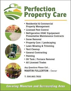 Complete property care