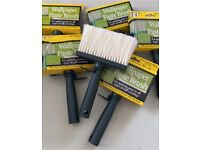 Bundle of Wallpaper brushes to clear - £7 for bundle All New (15 Brand New brushes )
