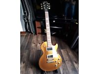 Gibson Les Paul 2017 60's Goldtop Tribute