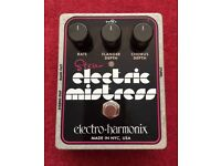 Electro Harmonix Stereo Electric Mistress flanger