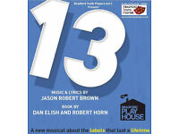 13 The Musical By Bradford Youth Players