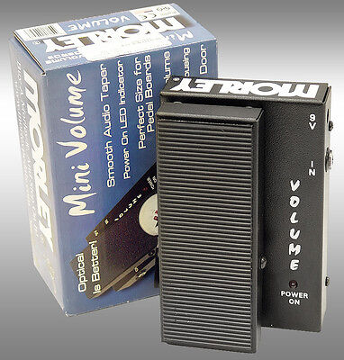 Morley Mini Morley Volume Pedal MMV - New In Box!