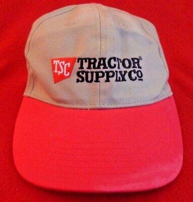 Tractor Supply Tsc Hat Cap Adjustable