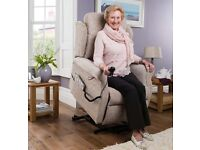 07541901770 Eastbourne Rise and recline chair**Free delivery**