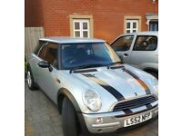 Mini one with long MOT