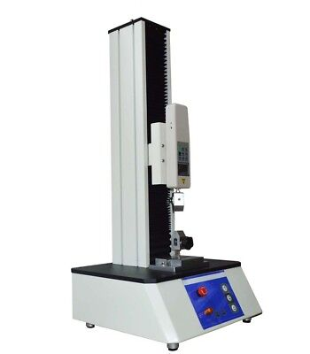 Electronic Material Testing Machine Single Column Peeling Test Bench 500n 220v