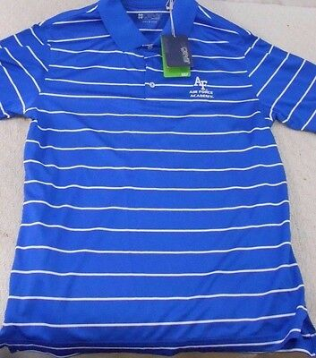 Gear for Sports Air Force Academy Classic Mens Small Performance Golf Polo 41153