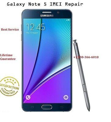 Remote IMEI Repair Samsung Galaxy Note 5 SM-N920