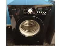H162 black gorenje 7kg 1400spin washing machine comes with warranty can be delivered or collected