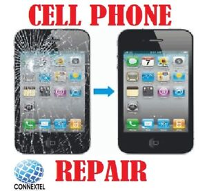 Cell phone Repair Iphone Samsung same day W/warranty Screen fix
