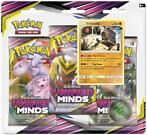 Pokemon Sun & Moon - Unified Minds Boosterblister | Pokémon