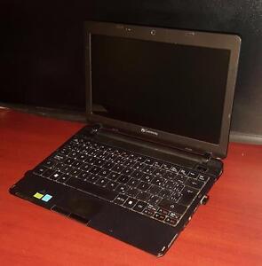 """Ultrabook Gateway Core2 1.4Ghz / RAM 8G / DD 500G / Ecran 11.6"""" / Win 10 Pro x64 Fr ou An"""