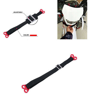 Universal 120-580mm Dirt Bike Motorcycle Front Rescue Strap Pull Sling Belt