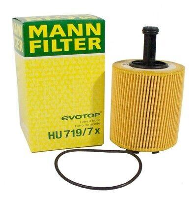 New Engine Oil Filter Mann for Audi A3 TT Quattro Volkswagen Beetle Golf Jetta