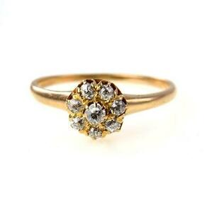 Small Gold Band Ring
