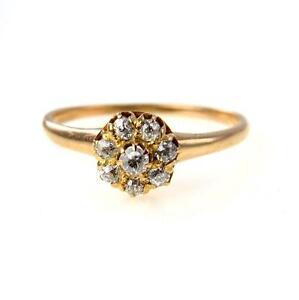 Antique Gold Ring Ebay
