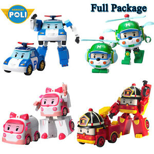 robocar poli package poli amber roi heli transformable. Black Bedroom Furniture Sets. Home Design Ideas