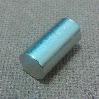N52 Neodymium Cylindrical 12 X 1 Inch Cylinderdisc Magnets.
