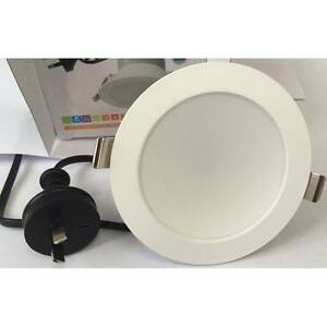10w led downlights DIMMABLE Downlight Kit Samsung Chip DAYLIGHT Prestons Liverpool Area Preview