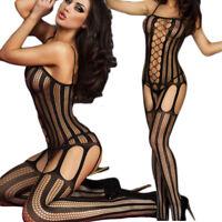 Abbigliamento E Accessori Body Camicia Maglia Retato Nudo Trasparente Mesh Unlined Mock Neck Bodysuit M