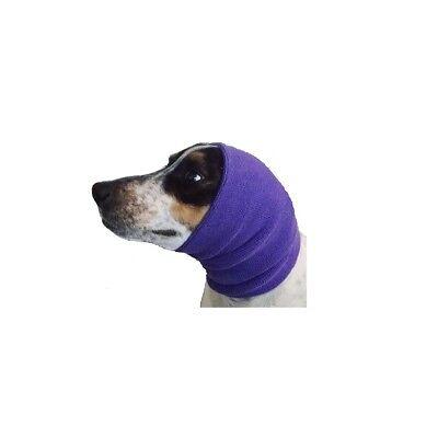 Happy Hoodie für Hunde - Relieve Angst Beruhigt Hund Stress Feuerwerk Nagel Clip