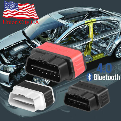 Best OBD2 OBDII Auto Bluetooth V4.0 Diagnostic Scanner Tool for iOS iPhone