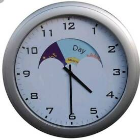Alzheimers/dementia clock