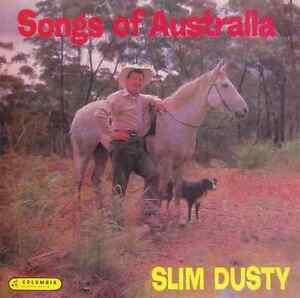 SLIM DUSTY Songs Of Au
