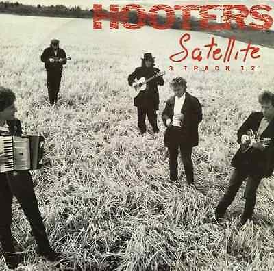 """HOOTERS - Satellite (12"""") (VG/VG)"""
