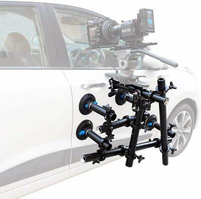 Proaim Action-Grip Tubular Car Mount for Camera Gimbals (CM-ACGP-01)