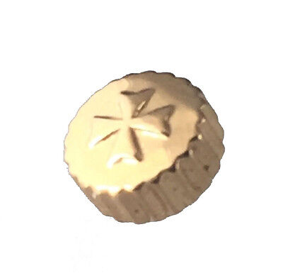 VACHERON CONSTANTIN 18K SOLID ROSE GOLD CROWN 3.88MM