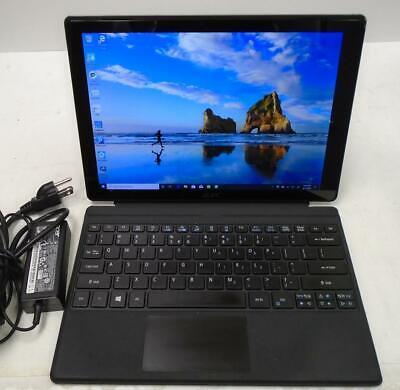 """Acer SA5-271P-38UZ Switch Alpha 12 Core i3-6100U 2.3GHz 4Gb 128Gb 12"""" Tablet PC"""