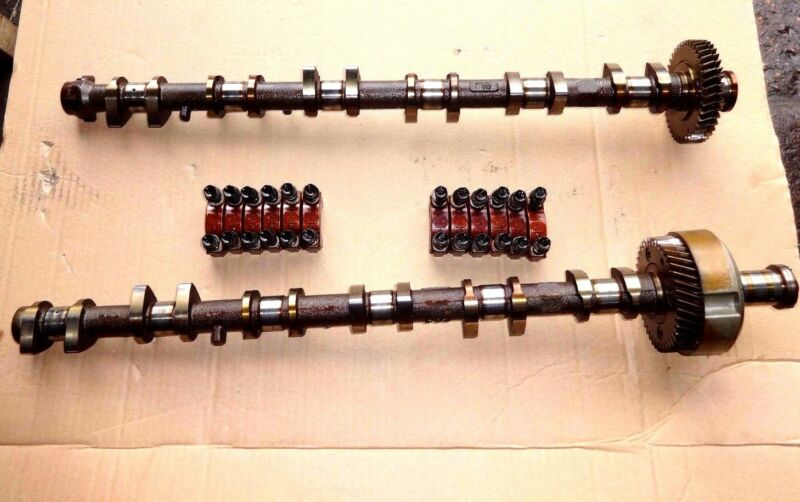 99-05 LEXUS IS200 ENGINE HEAD CAM SHAFTS CAMS BOLTS low miles FREE&FAST POST UK*