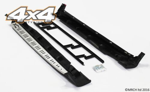 For Volvo XC60 2008 - 2014 Side Steps Running Boards Set