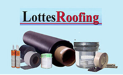 Epdm Rubber Roofing Kit Complete - 10000 Sq.ft.