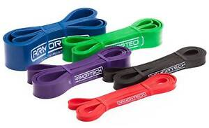 Armortech Power Bands Great for Resistance Training