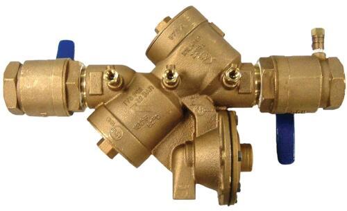 """Zurn 2-975XL2  2"""" Reduced Pressure Backflow Preventer"""