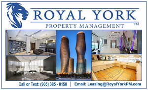 NEW 2 BED/2 BATH CONDO FOR RENT @ MISSISSAUGA | SQUARE ONE