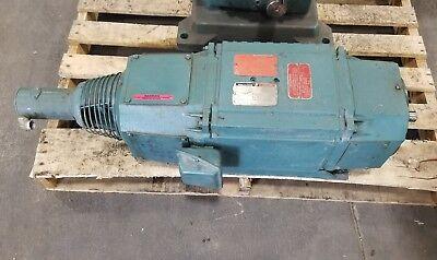 Reliance B2112atcz 5 Hp Dc Motor Tachometer Generator 3349sr