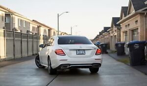 2017 Mercedes E400 *lease takeover*