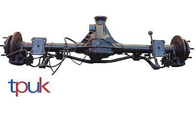 TRANSIT REAR AXLE MK7 2006 ON REAR TWIN WHEEL 2.4 RWD TDCi 4.27
