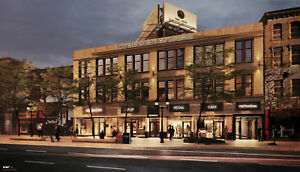 Downtown Retail   Across From Royal Connaught   $25k Incentive