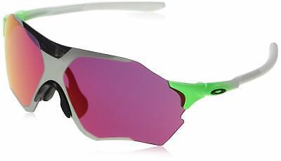 Oakley FOR MEN OR WOMEN (A) Evzero Range Green Feld/Chrome Iridum (Oakley For Woman)