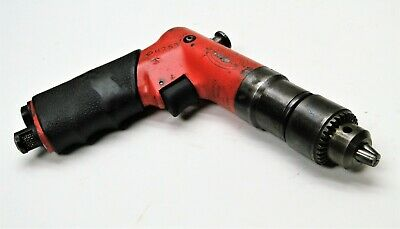 Sioux 1410r Mini Reversible Compact Drill 2000 Rpm Aircraft Tools