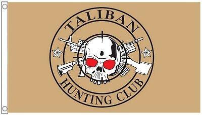 British Army Taliban Hunting Club 5'x3' Flag