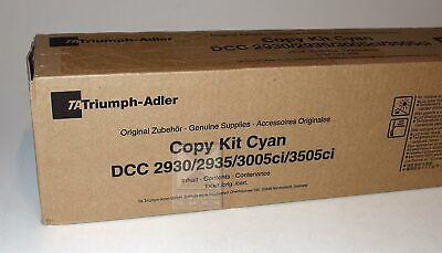 TA Triumph-Adler Toner Kit Cyan 260ci 261ci 652611111