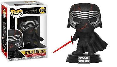 Pop! Star Wars #308 Kylo Ren Supreme Leader Funko Vinyl Bobble-head