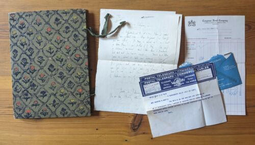 1927 Manuscript Journal Diary Student Ned Wayburn Studios NYC Black Bottom Dance