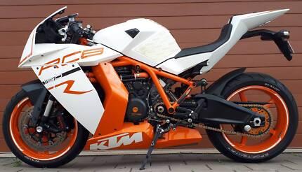 2012 KTM RC8R RC8